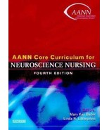 Aann Core Curriculum For Neuroscience Nursing by AANN - $75.86