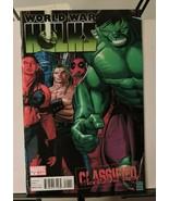 World War Hulks #1 June 2010 - $4.46