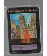 Earthquake Projector - Illuminati New World Order CCG - Steve Jackson We... - $2.16