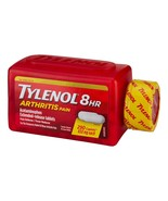 First Aid Tylenol 8 HR Arthritis Pain Extended Release 650 Mg Caplets, 290 ct - $26.73