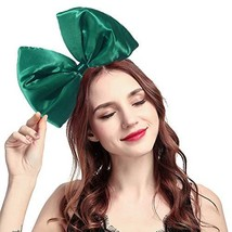 ZTL Women Huge Bow Headband Hairband Hair Hoop Costume Accessories Party... - $10.50