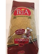 COUSCOUS Whole Wheat Fine Complet 2.2lb By TRIA - $9.89