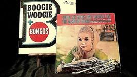 Zorba the Greek Tijuana Mexicali brass & Boogie Woogie  Bongos AA20-RC2134 Vinta image 1