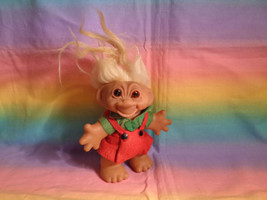 Vintage 1960's Thomas Dam Troll w/ Original Outfit Made in Denmark - as is - $25.69