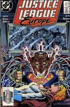 Dc Justice League Europe #9 Vf - $0.89