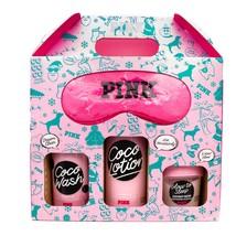 Victoria's Secret PINK Coco Set, The Jomo is Real: Coco Wash Moisturizin... - $53.99
