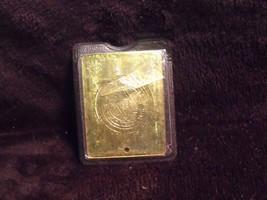 VINTAGE MASONIC GOLDTONE METAL 30 MM BY 40 MM ZODIAK SYMBOLS PENDANT TOKEN - $49.50