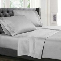 4 Piece Deep Pocket Bed Sheet Set 1800 Count Hotel Quality Bed Sheets sale - $14.01+