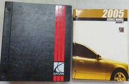 2005 Saturn L Series Service Repair Manual OEM Factory Dealership Worksh... - $11.50