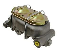 "Universal Cast Iron Master Cylinder, 1-1/8"" Bore, GM Universal Style / Corvette image 2"