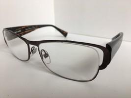 New ALAIN MIKLI AL0869 AL 0869 0004 59mm Large Rectangular Eyeglasses Frame - $137.27