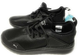 PUMA Pacer Next Cage Men's Black Sneakers Size 11.5 NWOB  Retail: $70 - $45.57