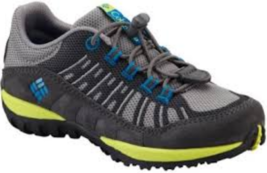 Columbia Kinder Peakfreak Enduro Größe UK 11 M (Y) Eu 28 Jugend Schuhe Bc2059