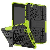 LG G Pad X 8.0 Case,LG Pad III 8.0 Case,XYX [Green][Kickstand][Shock Abs... - $11.87
