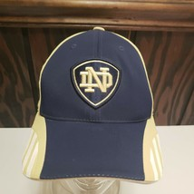Adidas University of Notre Dame Fighting Irish Flexfit Hat One Size Fits... - $17.82