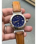 Eberhard & Co. FLY MATIC Vintage Mens Watch Brown  Tricolor Automatic 42007 - $661.65