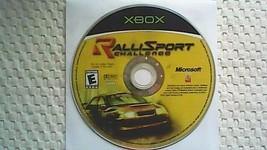 RalliSport Challenge (Microsoft Xbox, 2002) - $4.80