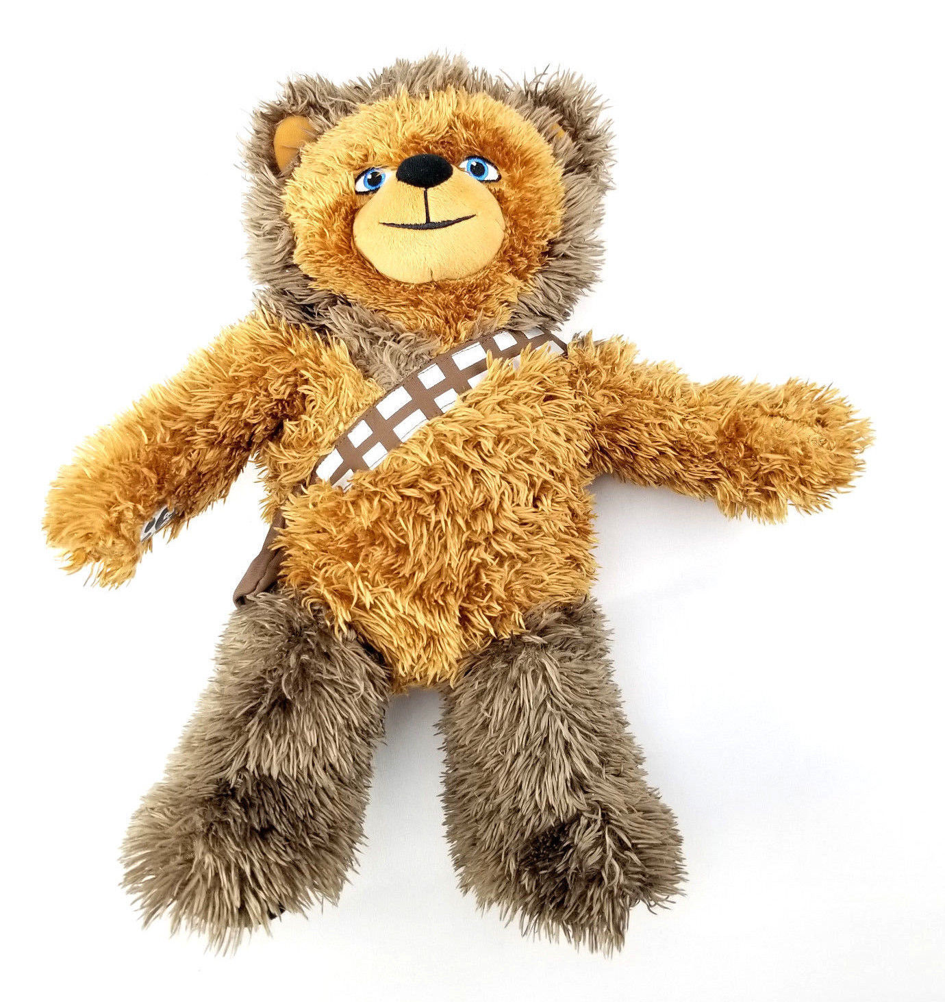 Build a Bear Star Wars Plush Doll Limited Edition Toy Chewbacca