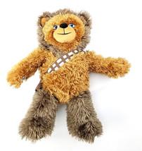 Build a Bear Star Wars Plush Doll Limited Edition Toy Chewbacca - $48.23