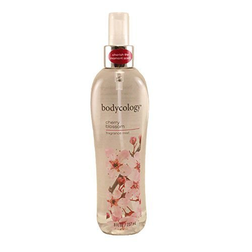 Bodycology Fragrance Mist, Cherry Blossom 8 oz