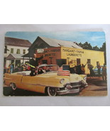 1950s Real Photo Postcard - Dwight D. Eisenhower Visiting Key West, Florida - $9.99