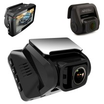 Dual Dash Cam Front and Rear for Cars Full HD 1080P Camera WiFi Wide Ang... - $108.80