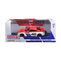 2015 Nissan GT-R (R35) BRE #46 Limited Edition 2300pcs 1/43 Diecast Mode... - $31.10
