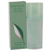 Green Tea By Elizabeth Arden Eau Parfumee Scent Spray 3.4 Oz - $18.40
