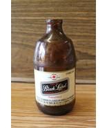 Vintage Carling Black Label 12 oz Stubby Anchor Hocking Beer Bottle - $6.75