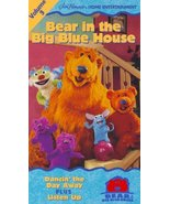 Bear in the Big Blue House, Vol. 3 - Dancin' the Day Away / Listen Up [V... - $10.26