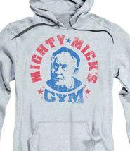 Rocky Mighty Micks Gym Graphic Hoodie Retro 70s 80s Movie Balboa Boxing MGM113 image 3