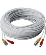 Lorex CB250URB Video RG59 Coaxial BNC/Power Cable (250ft) - $89.04