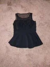 Active - Women's - Tank Top - Black - With Bow - Size L - $6.92