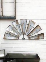 "Half Windmill Head, 36"" Wall Decor - $99.00"