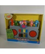 NIB Yo Gabba Gabba Musical Boom Box Theater Theatre Toy - $252.40