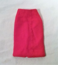 Vintage Barbie Skirt Busy Gal Outfit 981 Homemade - $25.73