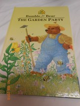 New Bumble Bear School Zone HC Children's book : The Garden Party Christ... - $4.46