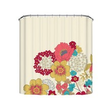 Popeven® Various Blossom Flowers In Clusters White Scenery Waterproof Mo... - $37.93
