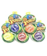 Yoyo Super Action Classic Ja Ru Coose A Color for Ages 5+ Tricks String ... - $6.92+