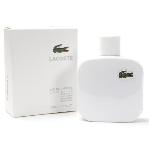 L.12.12 Blanc by Lacoste Edt Spray (White) For Men - $33.99 - $48.99