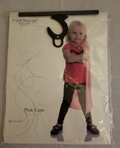 New Underwraps Costumes Pink Cape Childs one size - $10.93