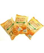 Cocon Orange Gummy with Fruit Juice 3.52oz ( Pack of 3 ) - $17.81