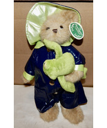 "Bearington Collection 14"" Tall PUDDLES & JUMPER #143113 Bear & Frog Limi... - $11.99"