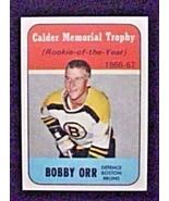 1967/68 Topps Hockey #118 Bobby Orr [Boston Bruins] Repro - $3.75