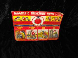 Magnetic Treasure Hunt Vintage Toy Game - $16.99