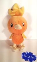 """2004 Pokemon Achamo 12"""" Torchic Plush Hasbro Nintendo Stuffed Animal Gam... - $24.03"""