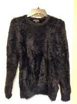 Banana Republic Small Blue Fuzzy Sweater, Women's Euc - $29.69