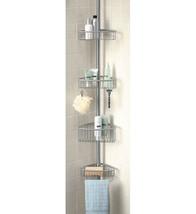 Brand New Corner Bathtub Steel Wire Shower Storage Caddy Organizer - $29.69