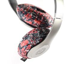 Avokado Caps - Washable headphone covers (Fire Flower, L) Fire Flower St... - $24.04