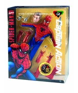 Round 2 Captain Action Deluxe Spider-Man Costume Set - $44.30